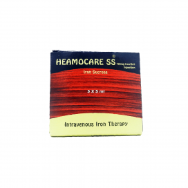 Heamocare Ss Injection 5Ampx5ml