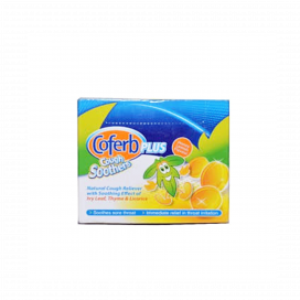 Coferb Plus Cough Soothers Lozenges 54s