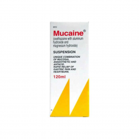 Mucaine Susp 120ml