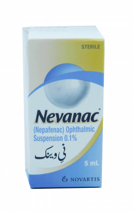 Nevanac Drops 0.1% 5ml