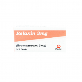 Relaxin Tablet 3mg 30s