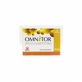 Omnitor Tablet 10mg 20s