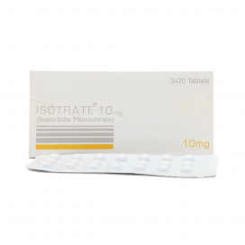 Isotrate Tablet 10mg 60s