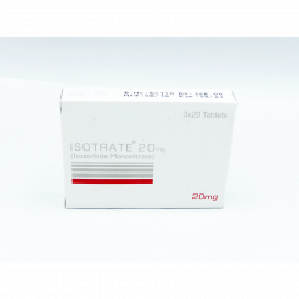 Isotrate Tab 20mg 3x20s