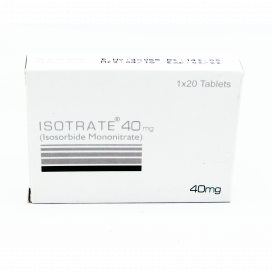 Isotrate Tab 40mg 2x10s