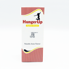 Hunger UP Syp 120ml