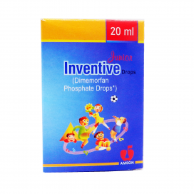 Inventive Drops 25mg/5ml 20ml