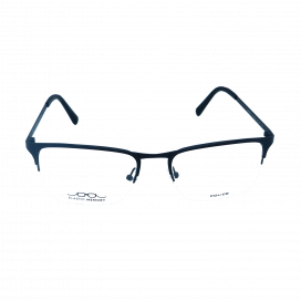 Police Square Frame Matte Black - INVISIBLE 1 VPL 138 COL. 0531