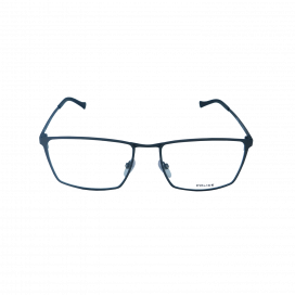 Police Square Frame Matte Grey - INVISIBLE 3 VPL 243 COL .0627