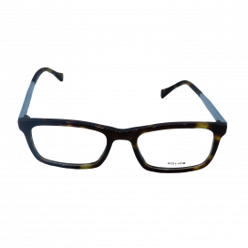 Police Square Frame Two Tone Brown - VICTORY 2 VPL 262N5219 COL .04AP
