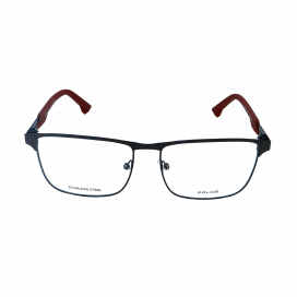 Police Square Frame Red Grey - STORM 2 VPL 482 COL. 0568