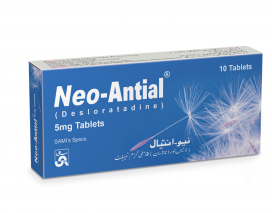 Neo-Antial Tab 5mg 10s