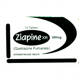 Ziapine Xr Tablet 300mg 10s