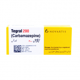 Tegral Tablet 200mg 50s