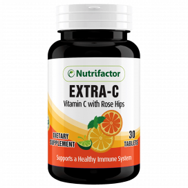 Nutrifactor Extra-C Tablet 30s