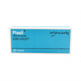 Plasil with Enzyme Tablet 30s