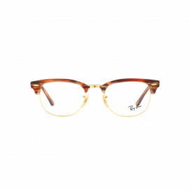 Ray-Ban Club Master Frame Two Tone Brown - RB 51545751