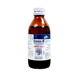 Corex-D Syp 120ml