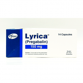 Lyrica Cap 150mg 14s
