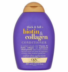 Ogx Thick & Full Plus Biotin & Collagen Conditioner 385ml
