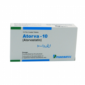 Atorva Tablet 10mg 10s