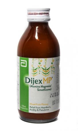 Dijex MP Mixed Fruit Suspension 120ml