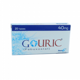 Gouric Tablet 40mg 20s