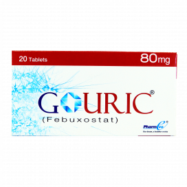 Gouric Tablet 80mg 20s