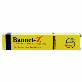 Bannet-Z Tooth paste 100gm