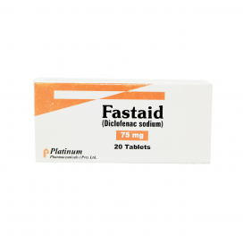 Fastaid Tablet 75mg 20s