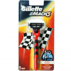 Gillette Mach 3 Hercules 1UP Razor