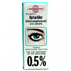 Optachlor Eye Drops 0.5% 10ml
