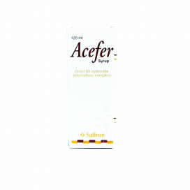 Acefer Syp 50mg/5ml 120ml