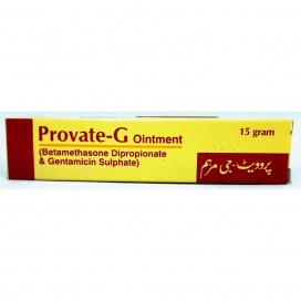 Provate-G Ointment 15g