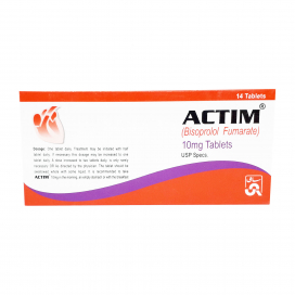 Actim Tablet 10mg 14s