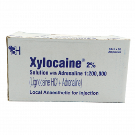 XyloAID with Adrenaline Inj 50Amp