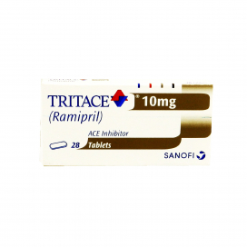 Tritace Tablet 10mg 28s