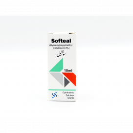 Softeal Opthalmic 0.3% Drops 10ml