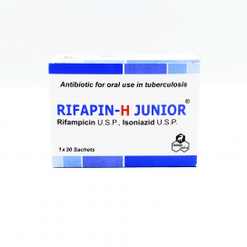 Rifapin-H Junior Powder Sachet 1x30s