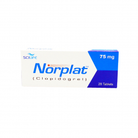 Norplat Tablet 75mg 28s