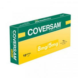 Coversam Tablet 8mg/5mg 10s