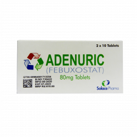 Adenuric Tablet 80mg 20s