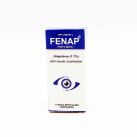 Fenap Eye Drops 0.1% 5ml