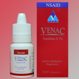 Venac Eye Drops 0.1% 5ml