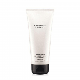 Mac Mineralized Charged Water Face & Body Lotion 100ml