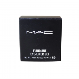 Mac Pro Longwear Fluidine Eye Liner Gel Black Track