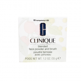 Clinique Blended Face Powder & Brush No 05