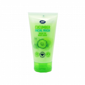 Boots Essential Cucumber Facial Wash Night Away For All Skin Types 150ml
