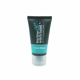 Boots Tea Tree Witch Hazel With Charcoal Face Mask 50ml