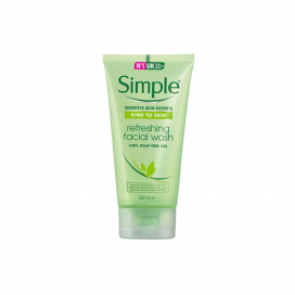 Simple Refreshing Facial Wash 150ml